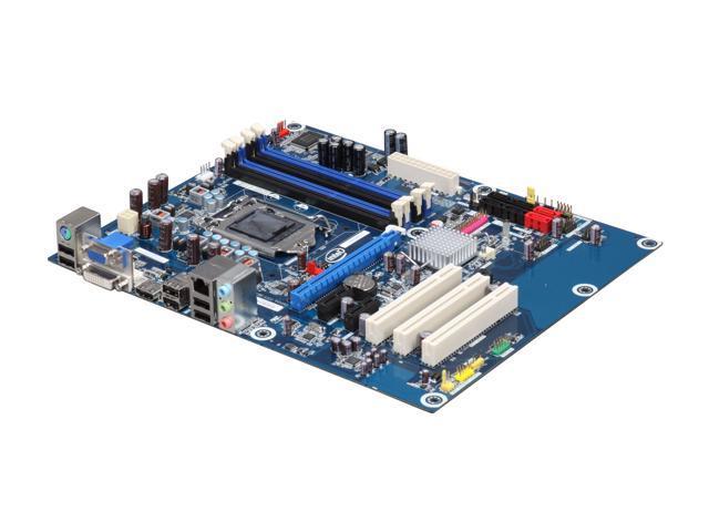 Intel BOXDH55HC LGA 1156 Intel H55 HDMI ATX Intel Motherboard