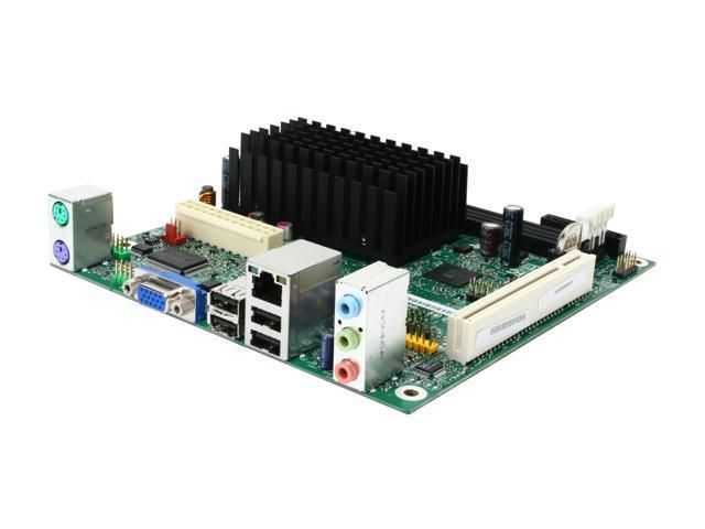 Intel BOXD410PT Intel Atom D410 Intel NM10 Mini ITX Motherboard/CPU Combo