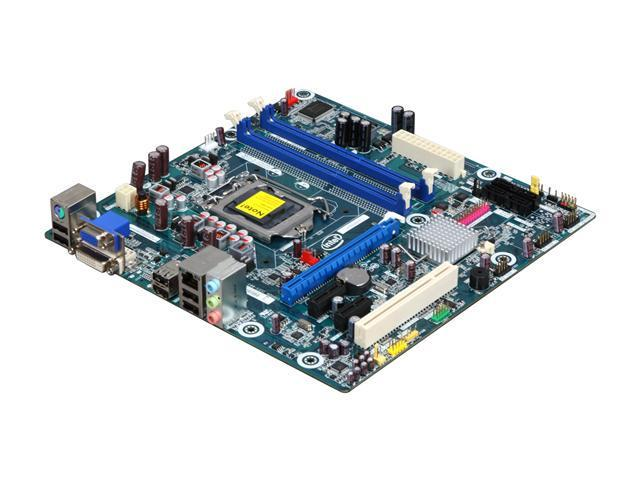 Intel BOXDH55PJ Micro ATX Intel Motherboard