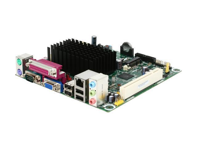 Intel BOXD525MW Intel Atom D525@ 1.8GHz (Dual Core) BGA559 Intel NM10 Mini ITX Motherboard/CPU Combo