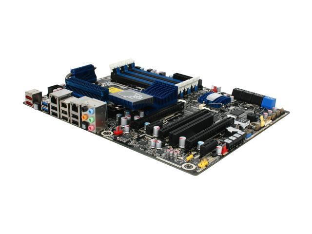 Intel BOXDX58SO2 LGA 1366 Intel X58 SATA 6Gb/s USB 3.0 ATX Intel Motherboard
