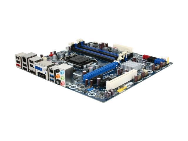 Intel BOXDH67GD LGA 1155 Intel H67 HDMI SATA 6Gb/s USB 3.0 Micro ATX Intel Motherboard
