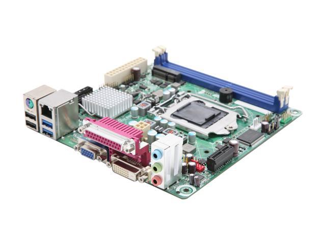 Intel BOXDH61DLB3 LGA 1155 Intel H61 USB 3.0 Mini ITX Intel Motherboard