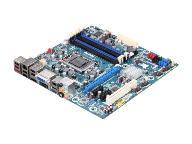 Intel BOXDH67GDB3 LGA 1155 Intel H67 HDMI SATA 6Gb/s USB 3.0 Micro ATX Intel Motherboard