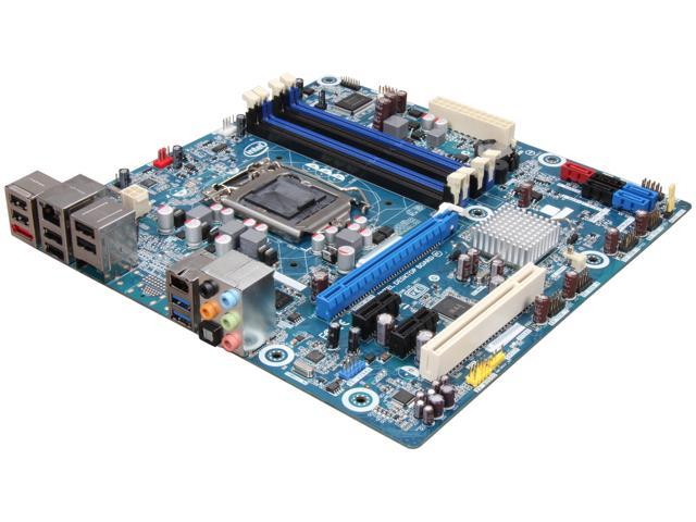 Intel BOXDP67DEB3 LGA 1155 Intel P67 SATA 6Gb/s USB 3.0 Micro ATX Intel Motherboard