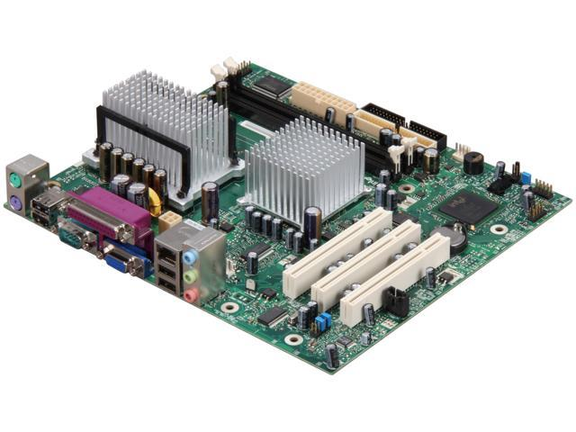 Intel LAD865GVIPL Intel Celeron M @ 1.3GHz Micro ATX Motherboard/CPU Combo - OEM