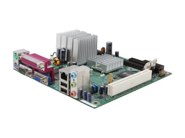 Intel BLKD201GLY2 Intel Celeron 220 Mini ITX Motherboard/CPU Combo