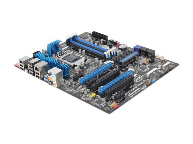 Intel BOXDZ68ZV LGA 1155 Intel Z68 SATA 6Gb/s USB 3.0 ATX Intel Motherboard