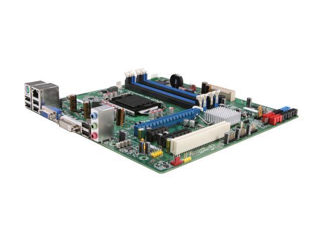 Intel BOXDB65ALB3 Micro ATX Intel Motherboard