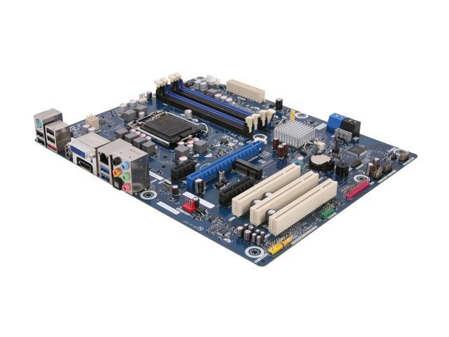 Intel BOXDH77KC LGA 1155 Intel H77 HDMI SATA 6Gb/s USB 3.0 ATX Intel Motherboard