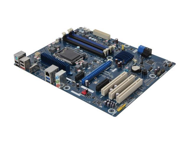 Intel BOXDZ77SL50K LGA 1155 Intel Z77 HDMI SATA 6Gb/s USB 3.0 ATX Intel Motherboard