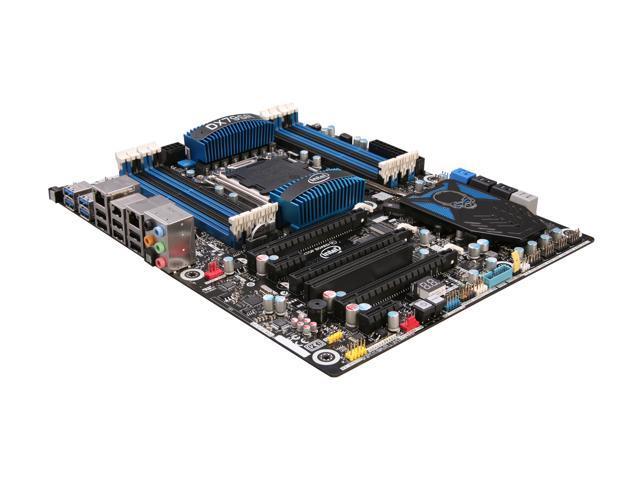 Intel BOXDX79SR LGA 2011 Intel X79 SATA 6Gb/s USB 3.0 ATX Intel Motherboard