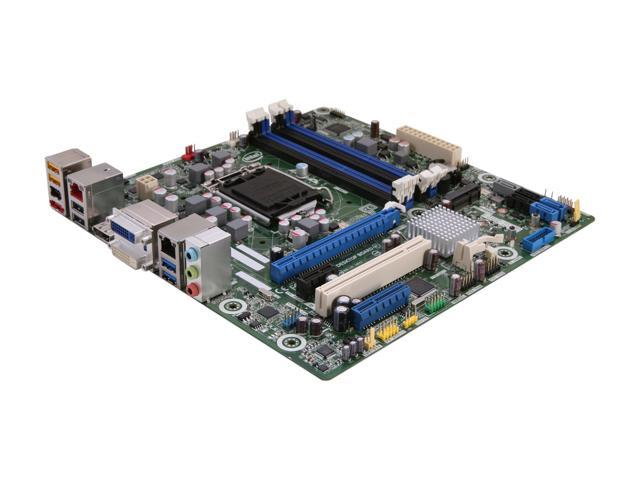 Intel BOXDQ77MK Micro ATX Intel Motherboard