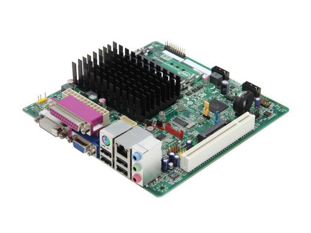 Intel BOXD2550MUD2 Intel Atom D2550 (1.86GHz Dual Core) Intel NM10 Mini ITX Motherboard/CPU Combo