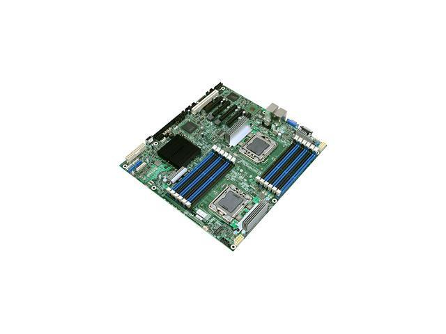 Intel S5520HC Server Motherboard - Intel 5500 Chipset - Socket B LGA-1366