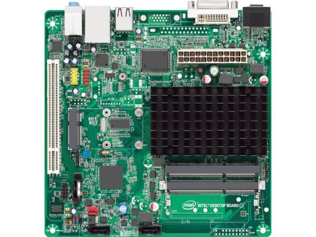Intel Innovation D2700DC Desktop Motherboard - Intel NM10 Express Chipset - 10 x Bulk Pack
