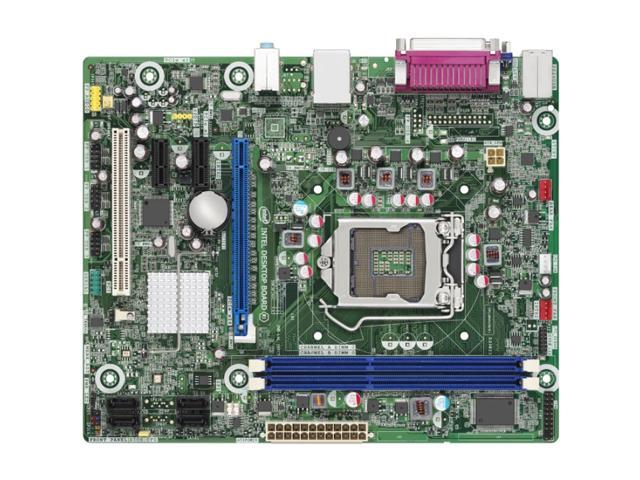 Intel Classic DH61ZE Desktop Motherboard - Intel H61 Express Chipset - Socket H2 LGA-1155 - 10 x Bulk Pack