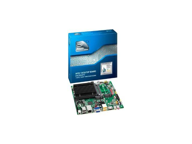 Intel Innovation DN2800MT Desktop Motherboard - Intel NM10 Express Chipset - 1 Pack