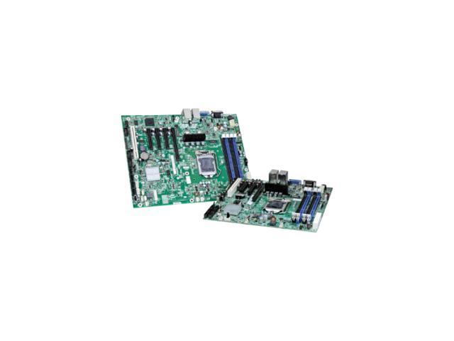 Intel S1200BTSR LGA 1155 Micro ATX Intel Serverboard