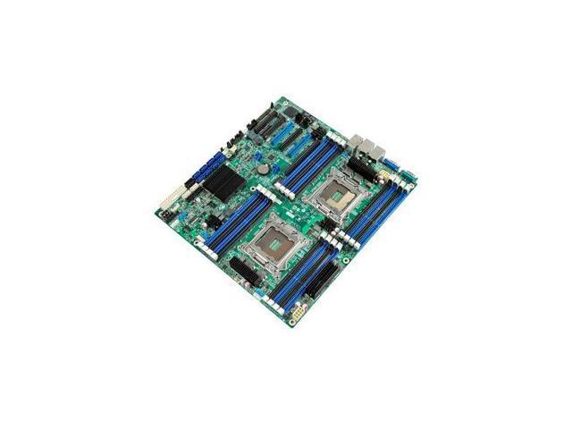 Intel Essential S2600CP2 Server Motherboard - Intel C600-A Chipset - Socket R LGA-2011 - 10 x OEM Pack