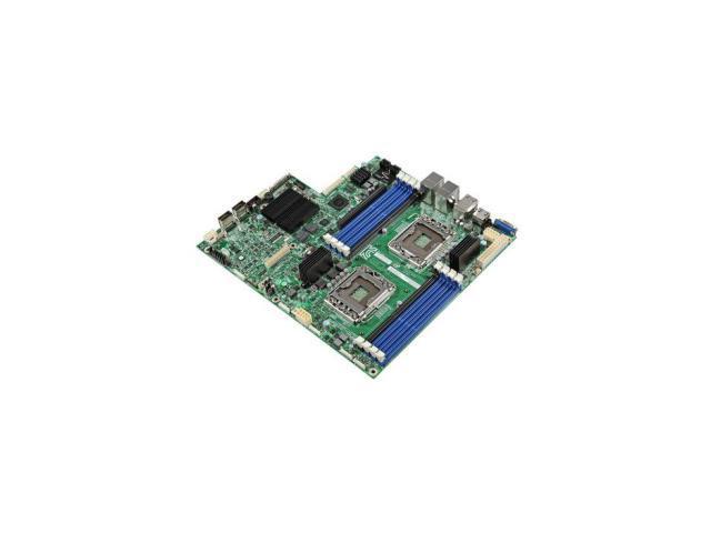 Intel S2400EP2 Server Motherboard - Intel C602-A Chipset - Socket B2 LGA-1356