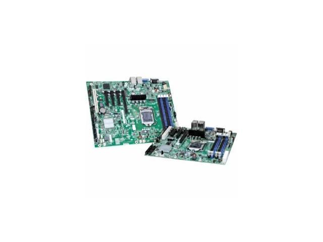Intel S1200BTLR Server Motherboard - Intel C204 Chipset - Socket H2 LGA-1155 - 10 x OEM Pack