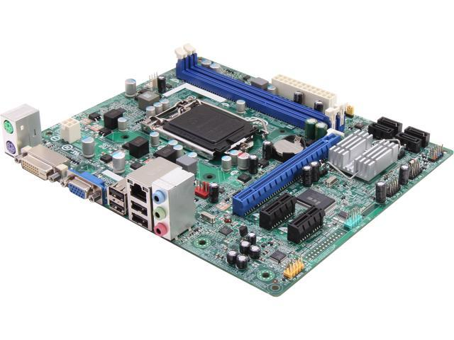 Intel DH61BF Desktop Motherboard - Intel H61 Express Chipset - Socket H2 LGA-1155