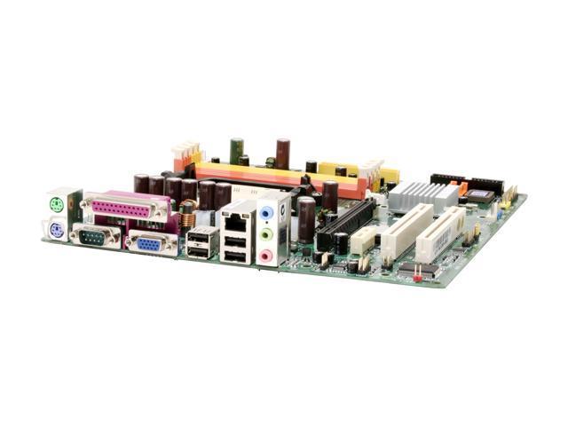 EPoX EP-AGF6110-M AM2 NVIDIA GeForce 6100-405 Micro ATX AMD Motherboard