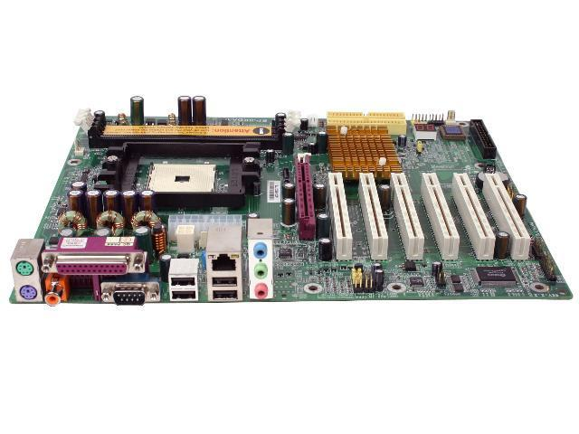 EPoX EP-8KDA3I 754 NVIDIA nForce3 250 ATX AMD Motherboard