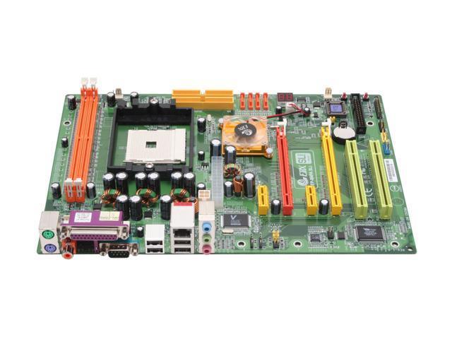 EPoX EP-8NPA SLI 754 NVIDIA nForce4 SLI ATX AMD Motherboard