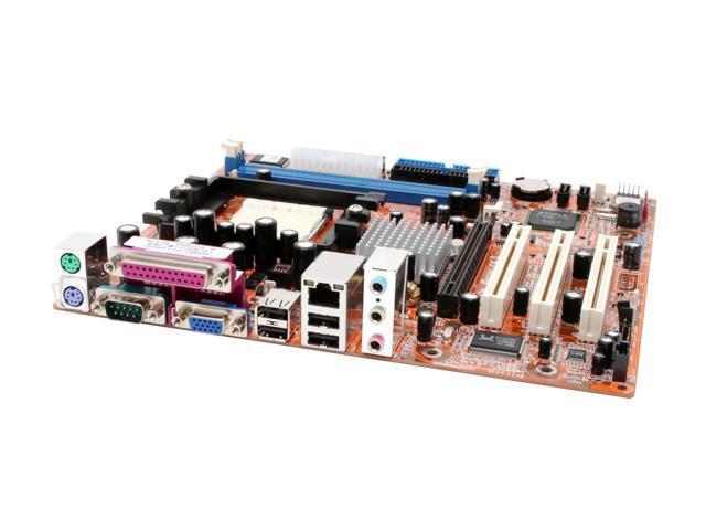 ABIT NF-95 939 NVIDIA GeForce 6100 Micro ATX AMD Motherboard