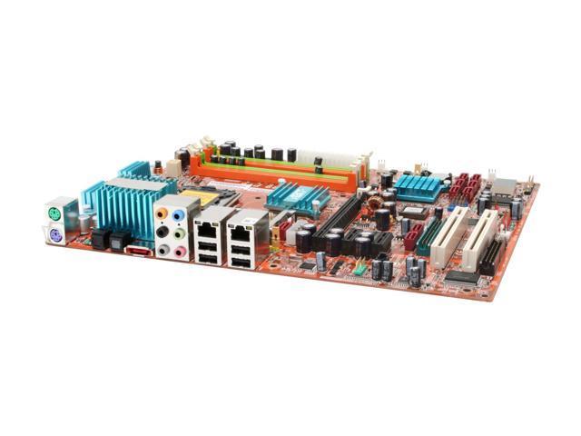 ABIT AB9 Pro LGA 775 Intel P965 Express ATX Intel Motherboard