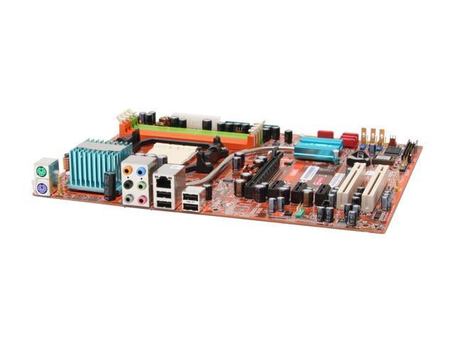 ABIT KN9S AM2 NVIDIA nForce 550 MCP ATX AMD Motherboard