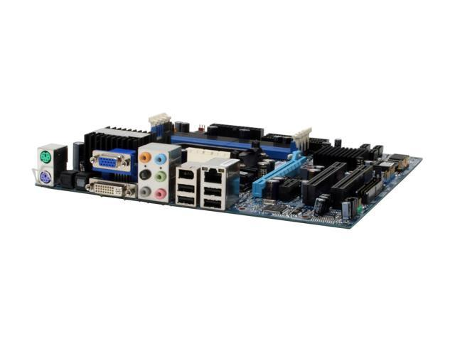 ABIT NF-M2 nView AM2 NVIDIA GeForce 6150 Micro ATX AMD Motherboard