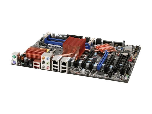 ABIT IN9 32X-MAX LGA 775 Nvidia nForce 680i SLI / NF590 SLI ATX Intel Motherboard