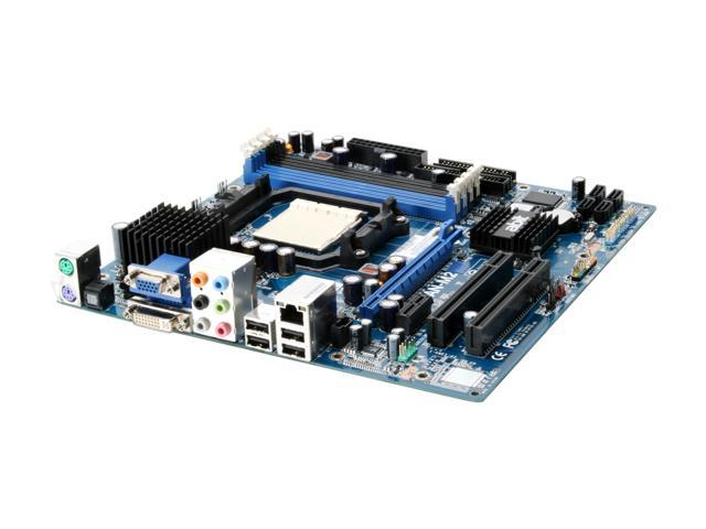 ABIT AN-M2 nView AM2 NVIDIA Geforce 7025/NF630a Micro ATX AMD Motherboard