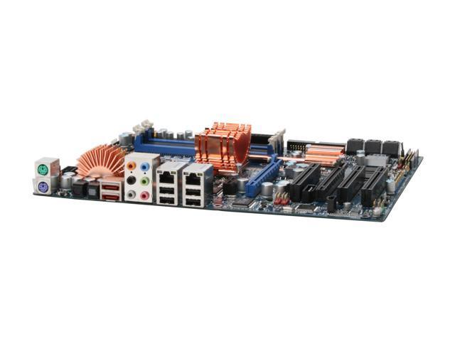 ABIT IP35 Pro LGA 775 Intel P35 ATX Intel Motherboard