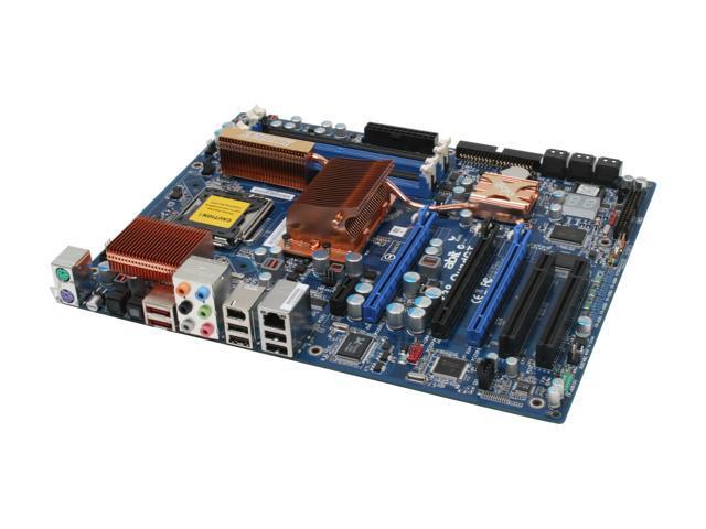 ABIT IX38 Quad GT ATX Intel Motherboard