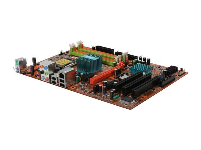 ABIT IP35P ATX Intel Motherboard
