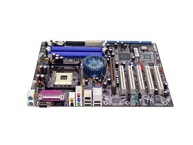 ABIT IC7 478 Intel 875P ATX Intel Motherboard