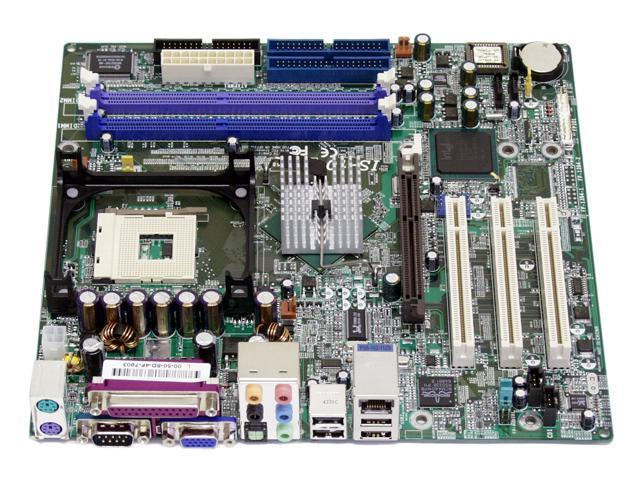 ABIT IS-10 478 Intel 865G Micro ATX Intel Motherboard