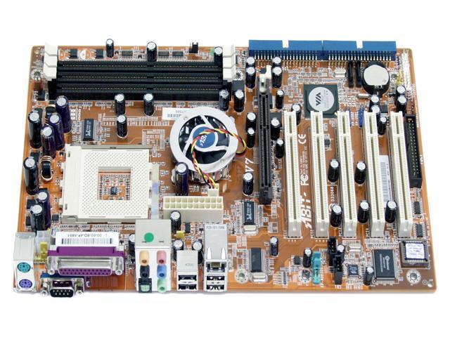 ABIT KV7 462(A) VIA KT600 ATX AMD Motherboard