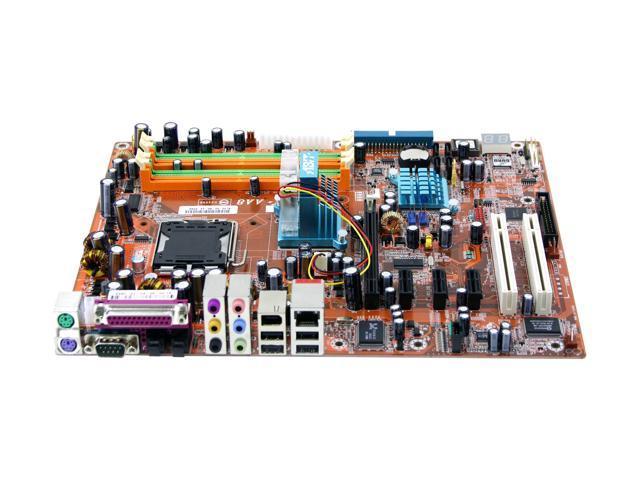 ABIT AA8-DuraMAX LGA 775 Intel 925X ATX Intel Motherboard