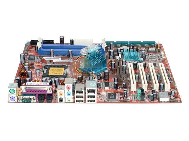 ABIT AS8-3rd Eye LGA 775 Intel 865PE ATX Intel Motherboard