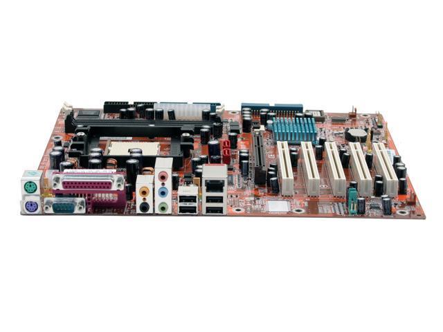 ABIT NF8-V 754 NVIDIA nForce3 250Gb ATX AMD Motherboard ...