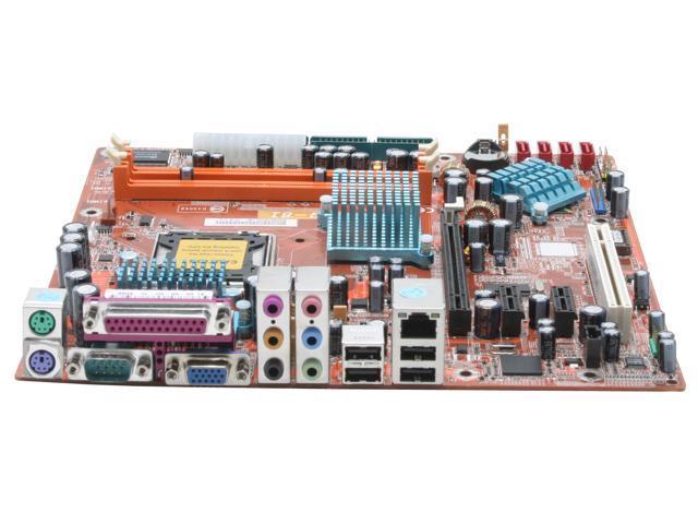 ABIT LG-81 LGA 775 Intel 945G Micro ATX Intel Motherboard