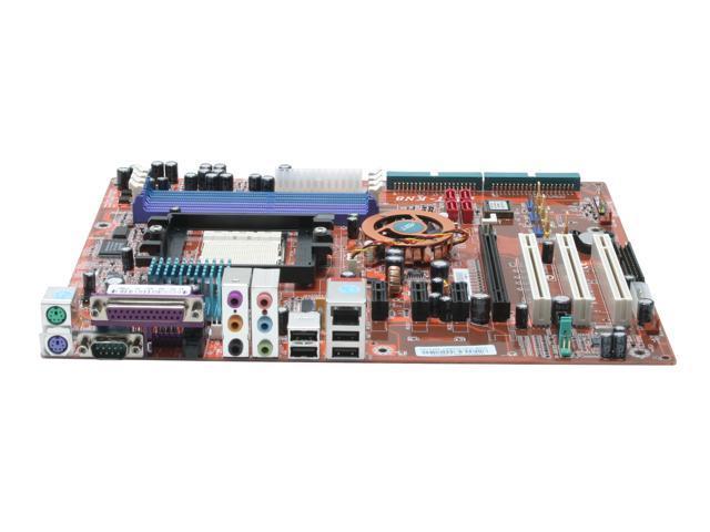 ABIT KN8 939 NVIDIA nForce4 ATX AMD Motherboard