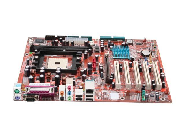 ABIT NF8-V2 ATX AMD Motherboard