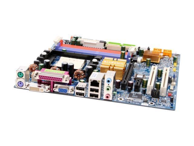 GIGABYTE GA-K8N51PVM9-RH Micro ATX AMD Motherboard