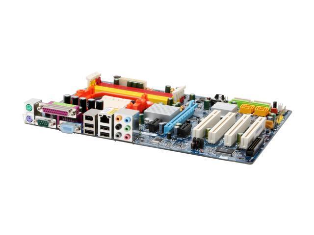 GIGABYTE GA-M55plus-S3G AM2 NVIDIA GeForce 6100 ATX AMD Motherboard